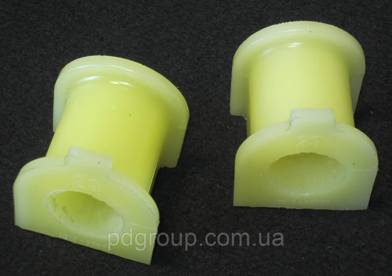 Полиуретановая втулка стабилизатора переднего Toyota Land Cruiser Prado 120 ОЕМ 48815-60350 48815-60180