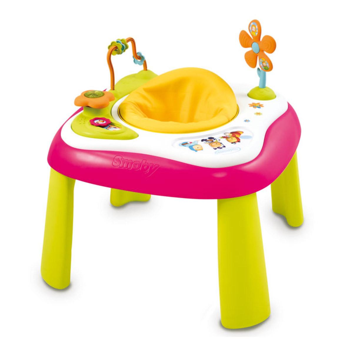 Развивающий центр столик Smoby Cotoons 110200R