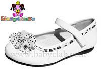 Школьная обувь для девочекТуфли для девочки 9213/31/білі в наличии 31 р., также есть: 31,34,35,36, Шалунишка_Родинний - 3