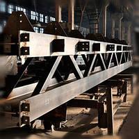 Виробництво та монтаж металоконструкцій