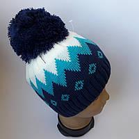 Детска зимняя шапка