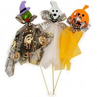 Украшения на Хэллоуин на палочке