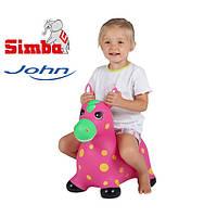 Лошадь Надувной Попрыгун Simba 59034_ROZ