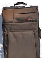 Чемодан Phoenix - Комплект из 3-х - 6095 - шоколадный, фото 1