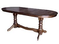 Деревянный стол Меридиан (раскладной)