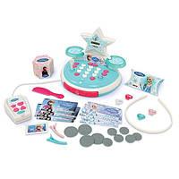 Детская электронная касса Smoby Frozen 24577 (29 аксессуаров)