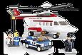 """Конструктор SLUBAN """"Личный вертолет - Авиация"""" 259 деталей арт. M38-B0363, фото 3"""