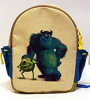Детский рюкзак Корпорация монстров, фото 1