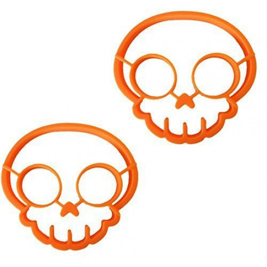 Форма для жарки яиц череп orange - Территория ЭТНО в Херсоне