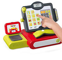 Детская электронная касса Smoby 350102
