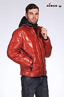 Куртка мужская пуховик Avecs 2013062 021 Orange Авекс Размеры 56 (на 54)