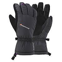 Перчатки Montane Female Mountain Waterproof Gloves Black