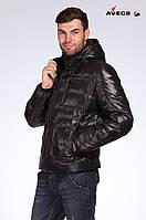 Куртка мужская пуховик Avecs 2013062 001 Black, фото 1