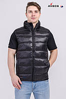 Куртка ветровка жилет мужской Avecs AV-70041 Black Черный Авекс Размеры M L