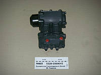 Компрессор 2-цилиндровый  (СТМ S.I.L.A.) гарантия качества, 5320-3509015