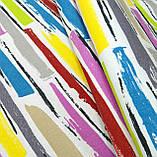 Декоративная ткань Штрихи, цвет № 1, фото 2