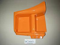 Щиток подножки 6520 правый на две ступеньки (пр-во КАМАЗ), 6520-8405110