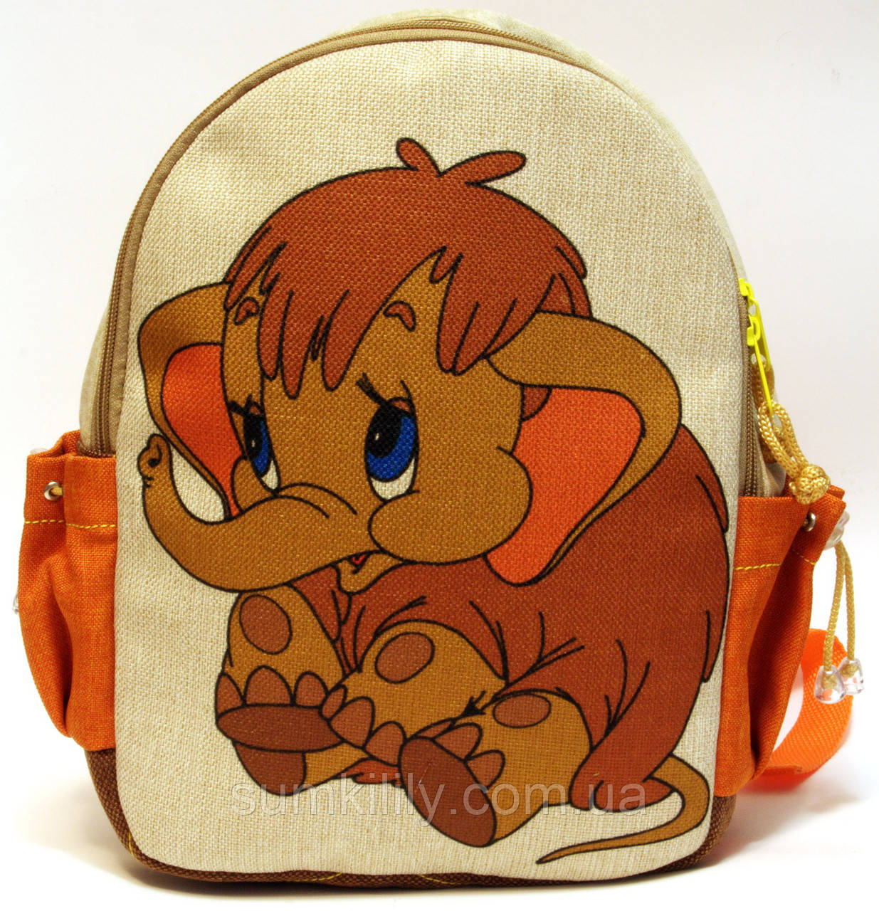 Детский рюкзак Мамонтенок