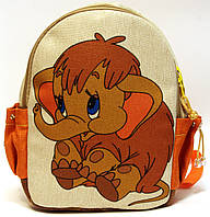Детский рюкзак Мамонтенок, фото 1