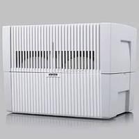 Увлажнитель очиститель воздуха  Venta LV45 (белый) очистит и увлажнит  до 75 м2  .