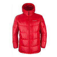 Мужская куртка Columbia GOLD 650 TURBODOWN™ HOODED DOWN JACKET красная WM5430 613
