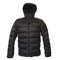 Мужская куртка Columbia QUANTUM VOYAGE™ HOODED JACKET черная XM5983 010