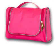 Дорожный органайзер для косметики Premium Розовый