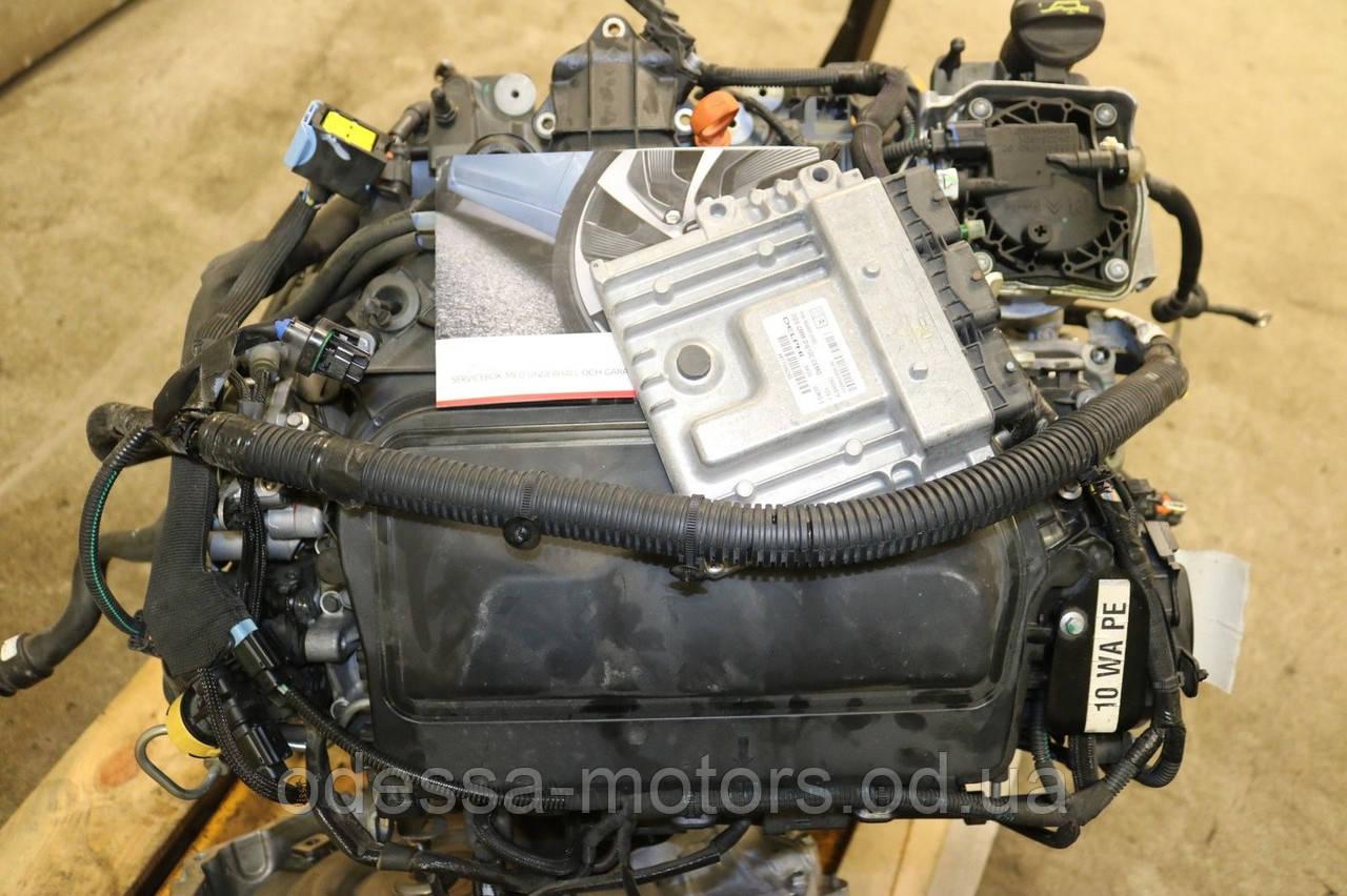 Двигатель Peugeot 807 2.0 HDi, 2009-today тип мотора RHH (DW10CTED4), фото 1