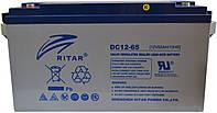 Аккумулятор RITAR DC12-65 12V 65Ah, мультигелевый (AGM) для ИБП, фото 1