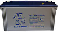 Аккумулятор RITAR DC12-120 12V 120Ah, мультигелевый (AGM) для ИБП, фото 1