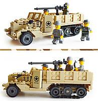 Набор М2 Halftrack техника второй мировой войны ( Lego)