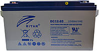 Аккумулятор мультигелевый RITAR DC12-65 12V 65Ah, фото 1