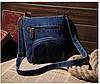 Джинсовая сумка Vintage