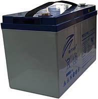 Аккумулятор мультигелевый RITAR DC12-100 12V 100Ah, фото 1