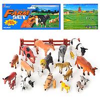 Набор игровых фигурок Farm set Животные H 638