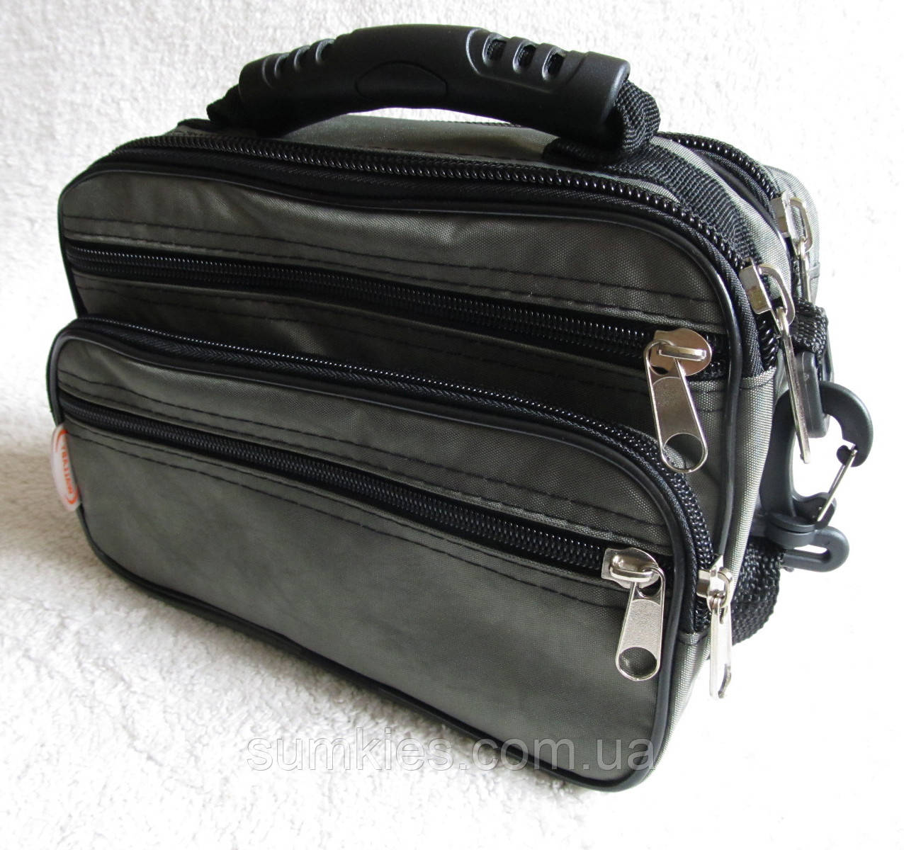 4016e03f2ee0 Мужская сумка Wallaby21231 хаки барсетка через плечо 24х16х13см ...