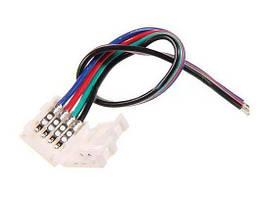 Соединитель FERON (3872) для LED ленты 5050 RGB LD106  (10 mm)