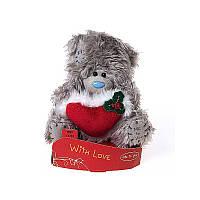 Мишка Тедди с сердцем  Me to you