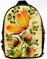 Рюкзак петриковская роспись
