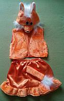Лисичка карнавальный костюм