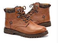 Мужские ботинки утепленные 38-44 Модель 982
