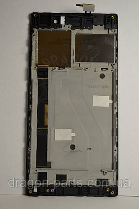 Дисплей Nomi i5031 EVO X1 с сенсором , оригинал, фото 2