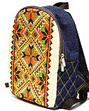Джинсовый рюкзак Донецк, фото 2