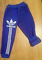 Теплые спортивные штаны для мальчика