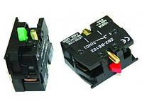 Доп. контакт для кнопок и переключателей кнопочных NC Electro