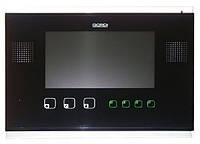 Видеодомофон Т 70 01 С (сенсорн. черный)