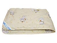 Одеяло «Шерстяное» зима 105х140