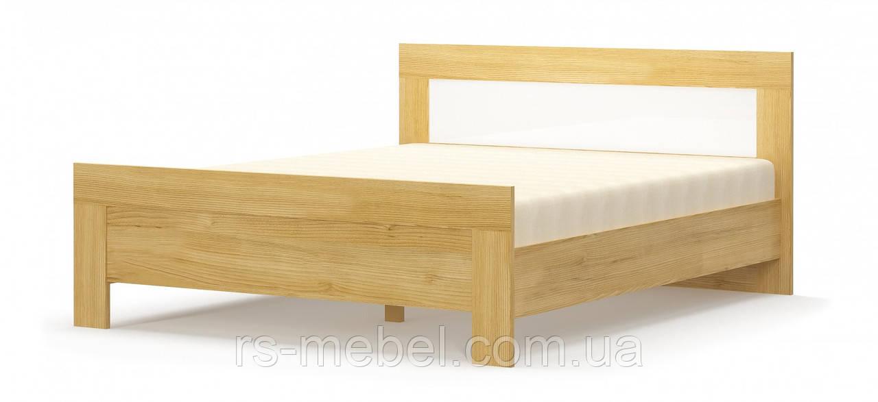 """Ліжко 160 """"Квадро"""" (Мебель-Сервіс)"""