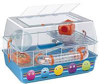 Клетка FERPLAST DUNA FUN  DECOR (ДУНА ФАН) для хомяков с декоративным рисунком