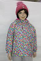 Куртка детская зимняя термо термокуртка D-GENERATION